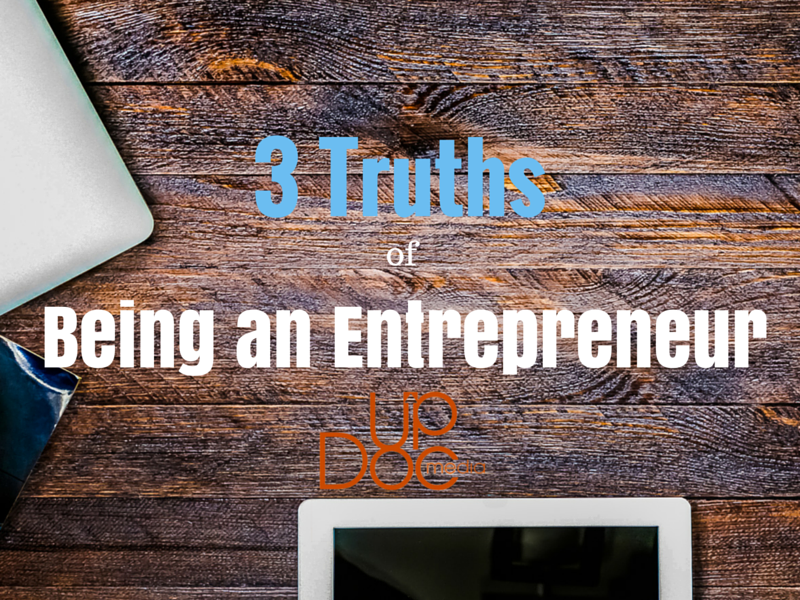 what its like being an entrepreneur