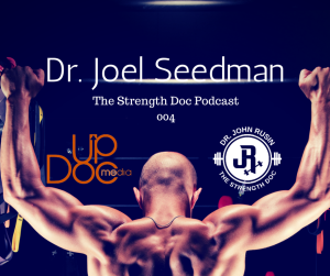 Strength doc podcast on UpDoc Media