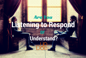 listening skills and communication