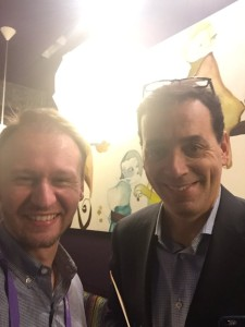Gene Shirokobrod and Daniel Pink and private practice section meeting 2015
