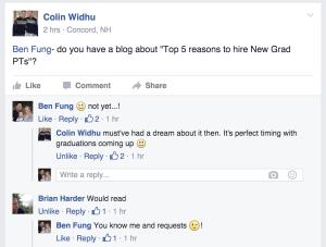 FB request blog