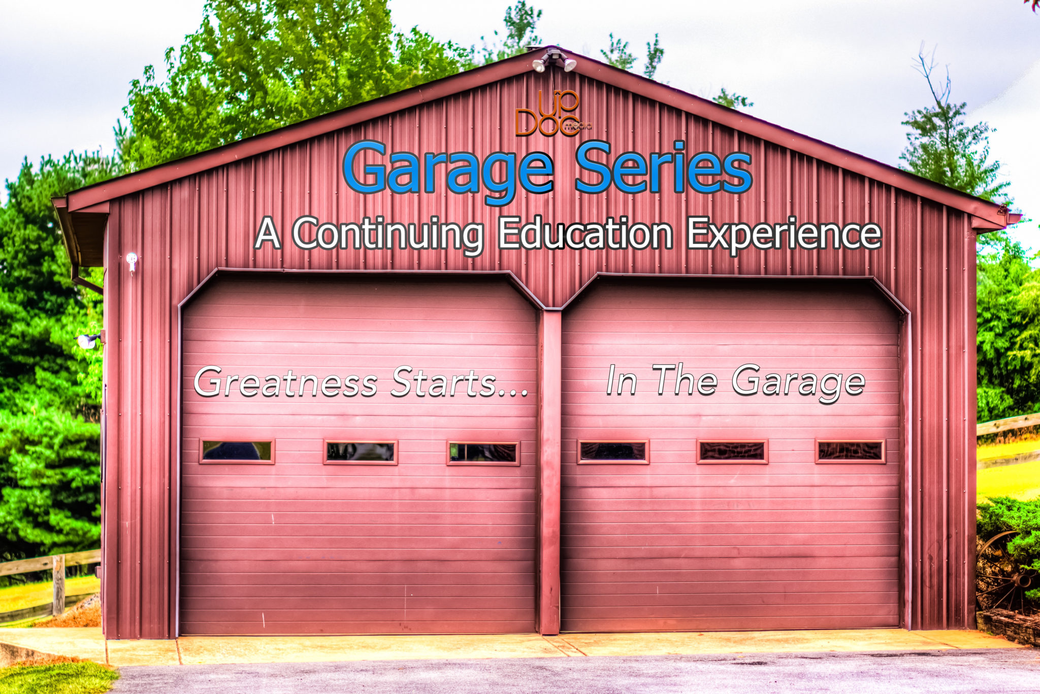 Garage Series Intro Image