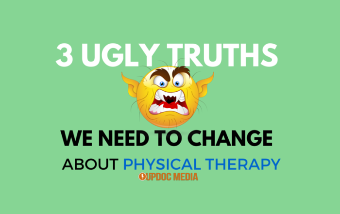 We need to change physical therapy