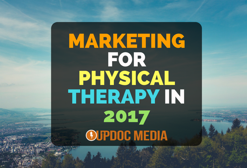 physical therapy marketing