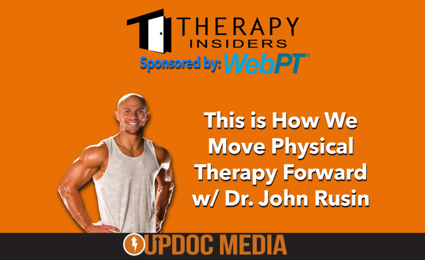Dr. John Rusin on Therapy Insiders Podcast