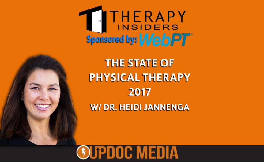 heidi Jannenga on therapy insiders podcast physical therapy