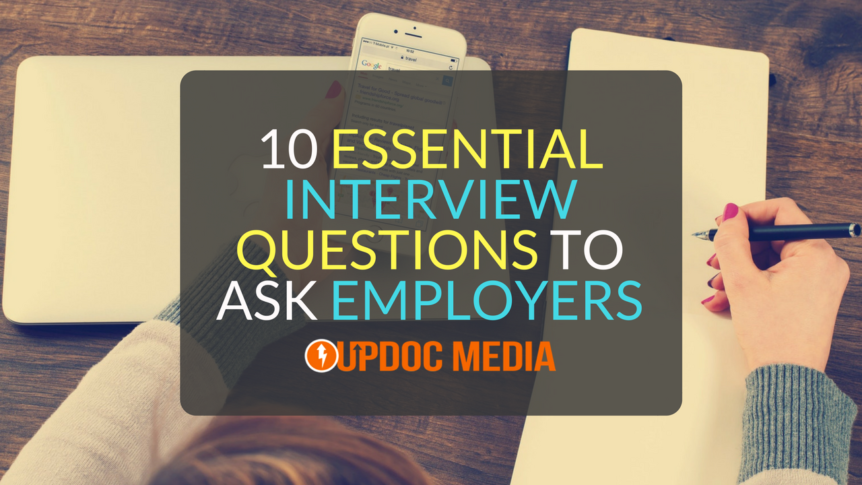 questions to ask for interview