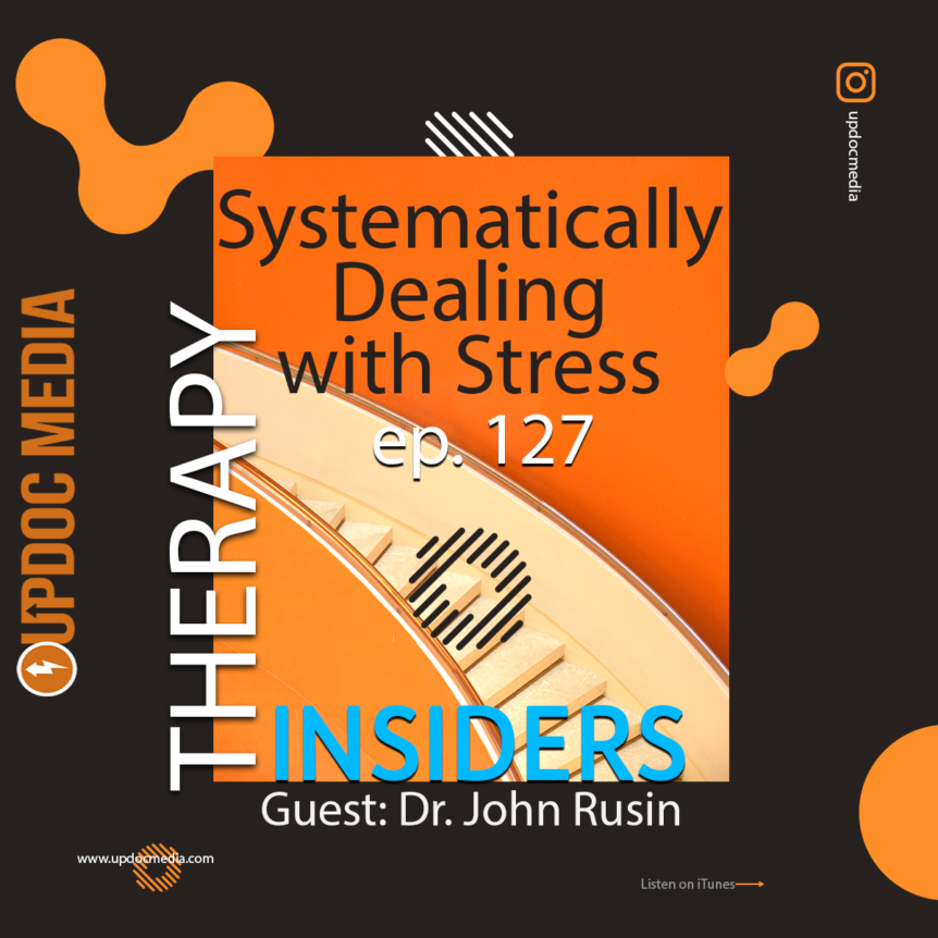 Dealing with stress john rusin guest